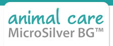 MicroSilver BG Animal Care
